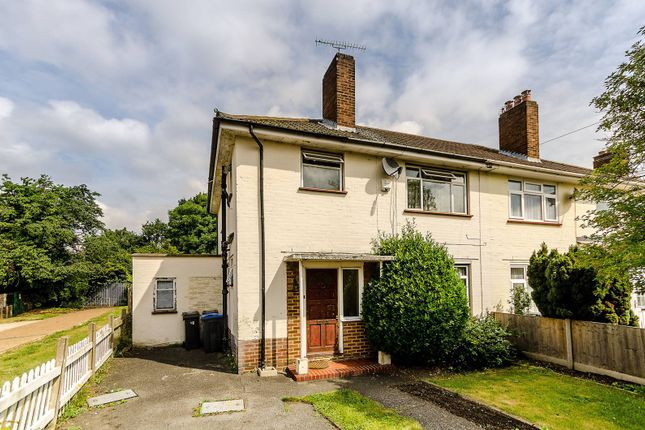 Thumbnail Semi-detached house to rent in South Park Grove, New Malden