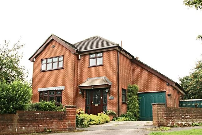 Thumbnail Detached house for sale in Wade Avenue, Wolstanton, Newcastle Under Lyme
