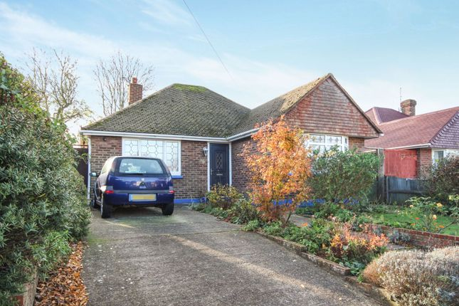 Thumbnail Detached bungalow for sale in Station Road, Deal