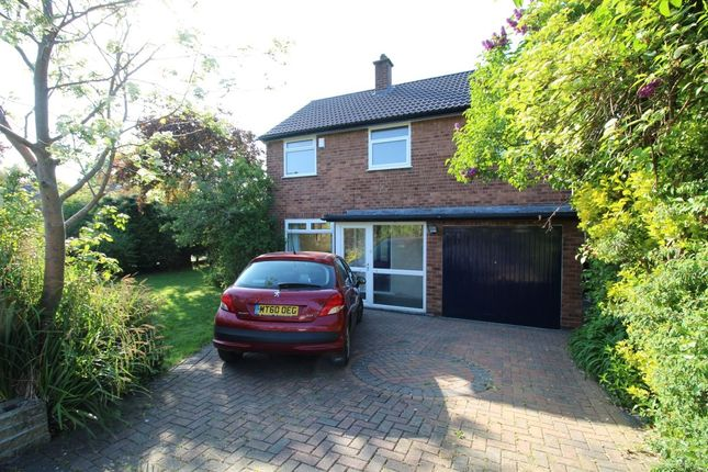 Thumbnail Detached house for sale in Radnormere Drive, Cheadle Hulme, Cheadle