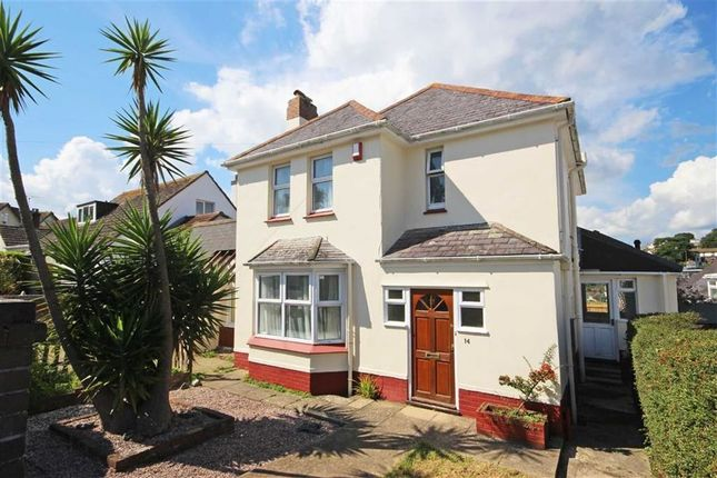 Thumbnail Detached house for sale in Durleigh Road, Central Area, Brixham