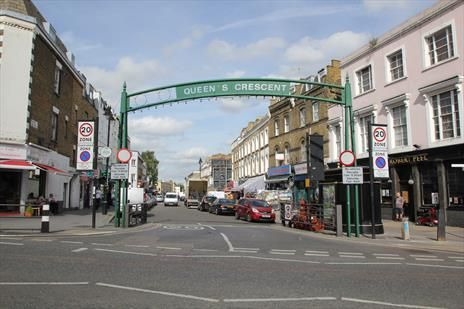 Thumbnail Retail premises for sale in Queens Crescent, Kentish Town