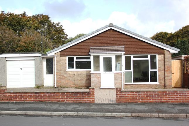 Thumbnail Detached bungalow for sale in Charnhill Way, Plymstock, Plymouth