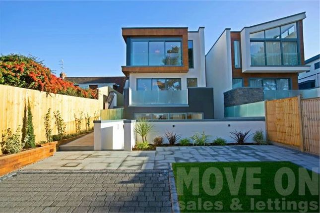 Thumbnail Detached house to rent in Sandbanks Road, Poole, Dorset