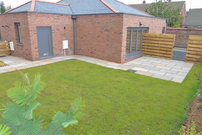 Thumbnail Semi-detached bungalow for sale in New Hall, Clocktower Park, Liverpool