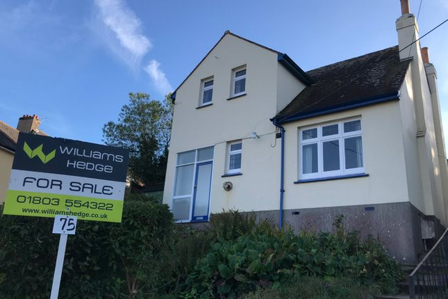 Thumbnail Detached house for sale in Blatchcombe Road, Paignton