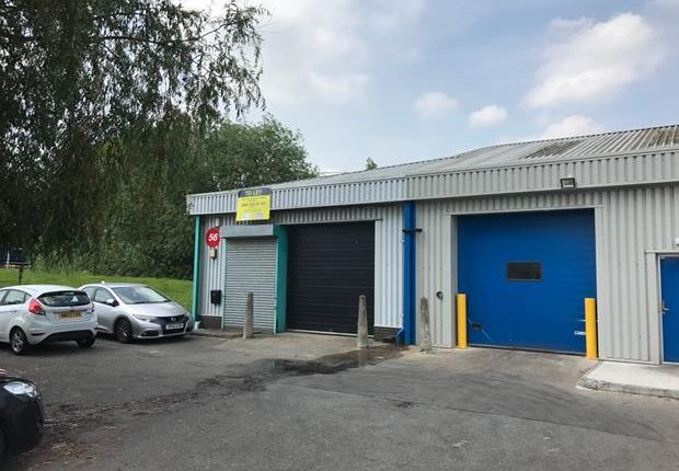 Thumbnail Light industrial to let in Unit 56, Clywedog Road North, Wrexham Industrial Estate, Wrexham