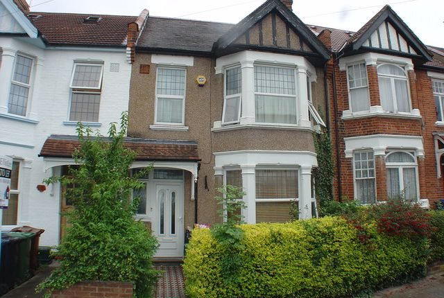 Thumbnail Terraced house to rent in Devonshire Road, Harrow