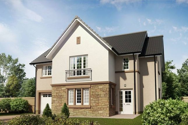 "Thumbnail Detached house for sale in ""The Cleland"" at Lowrie Gait, South Queensferry"