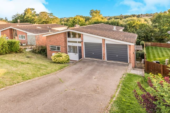 Thumbnail Detached house for sale in Carleton Rise, Welwyn