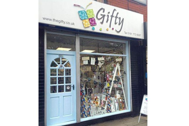 Retail premises for sale in Bury Old Road, Prestwich, Manchester
