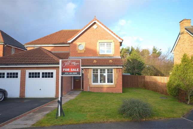 Thumbnail Detached house for sale in Beechcroft, Usworth, Washington, Tyne & Wear.