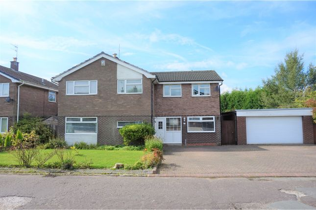 Thumbnail Detached house for sale in Eastleigh, Skelmersdale