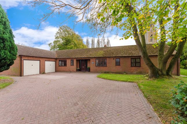 Thumbnail Detached bungalow for sale in Bridge Street, Marston, Grantham