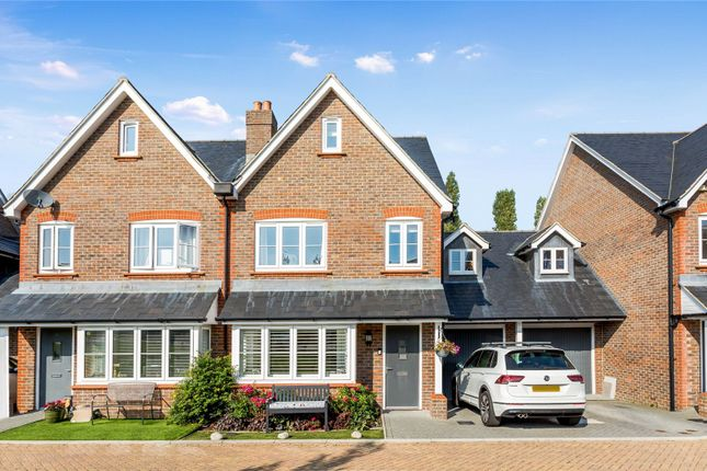 4 bed semi-detached house for sale in Talbot Mead, Hurstpierpoint, Hassocks BN6