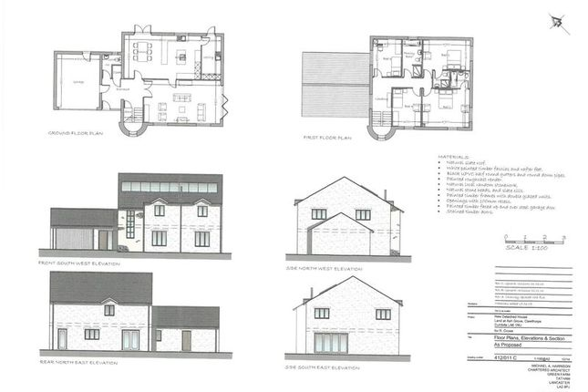 Thumbnail Land for sale in Clawthorpe, Carnforth