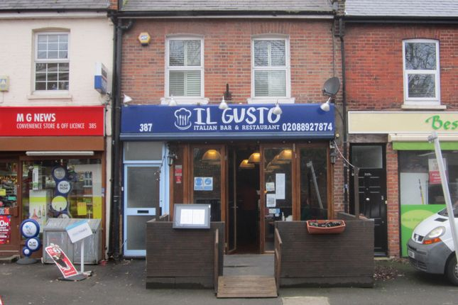 Thumbnail Retail premises for sale in 387 St Margarets Road, St Margarets