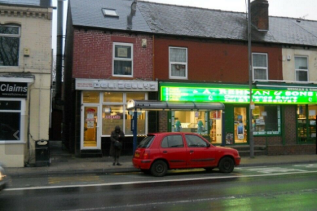 London Road Sheffield S2 Commercial Property For Sale