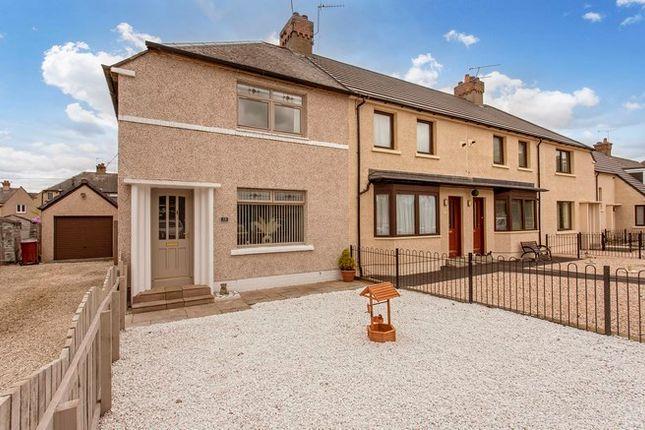 Thumbnail End terrace house for sale in 18 Avon Street, Grangemouth