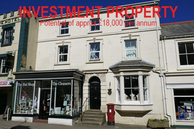 Thumbnail Terraced house for sale in Fore Street, Holsworthy, Devon