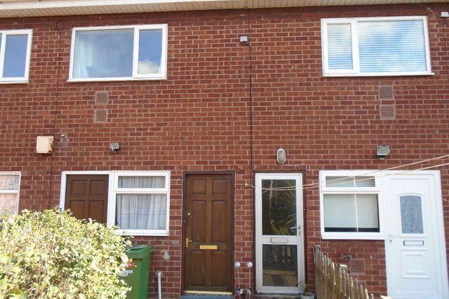 Thumbnail Flat to rent in Hawthorn Road, Ashington