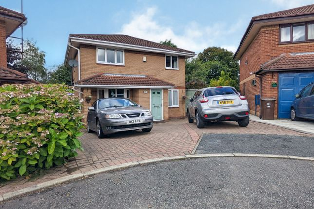 Thumbnail Detached house for sale in Mountwood, Skelmersdale