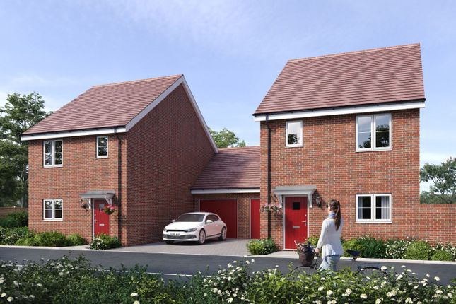 Thumbnail Semi-detached house for sale in Beaulieu Heath, Centenary Way, Off White Hart Lane, Chelmsford, Essex