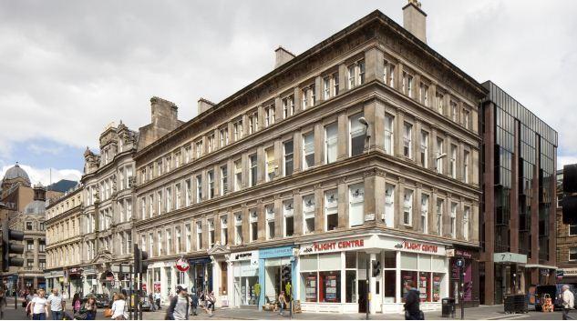 Office to let in Gordon Street, Glasgow