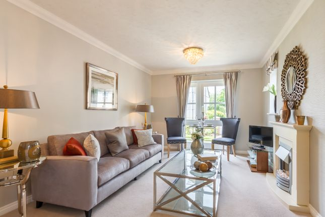 Thumbnail Flat for sale in King Edgar Lodge, Ringwood, Hampshire
