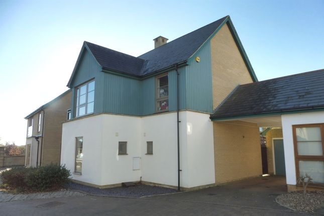 Thumbnail Link-detached house for sale in Cranberry Square, Ipswich