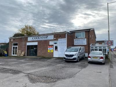 Thumbnail Light industrial for sale in 32 & 34 Boundary Road, Newbury, Berkshire