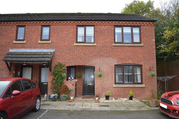 Thumbnail Flat for sale in Cheshire Street, Market Drayton
