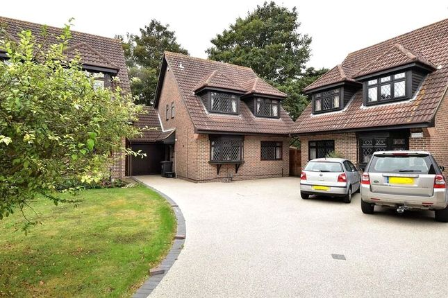 Thumbnail Detached house for sale in Langworth Close, Wilmington, Kent