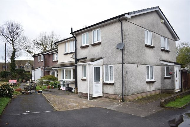 Thumbnail Terraced house to rent in St Teilos Court, Bishopston, Swansea