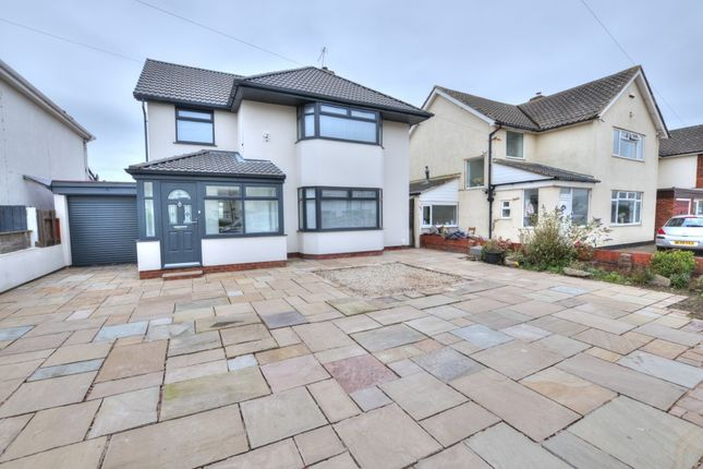 Thumbnail Detached house for sale in Burbo Bank Road South, Blundellsands, Liverpool