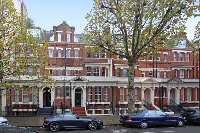 Building of Sutherland Avenue, Maida Vale W9