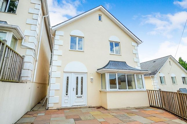 Thumbnail Detached house for sale in Highwood Close Courtenay Road, Newton Abbot
