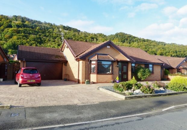 Thumbnail Detached bungalow for sale in Ffordd Tan'r Allt, Abergele