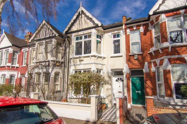 Thumbnail Terraced house for sale in Hazledene Road, London