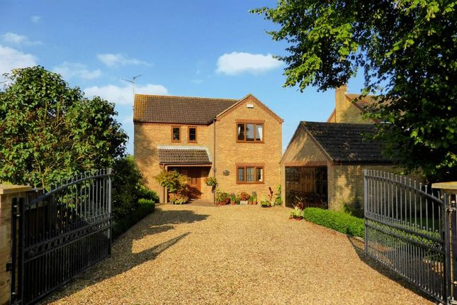 Thumbnail Country house for sale in Murrow Bank, Murrow, Cambridgeshire