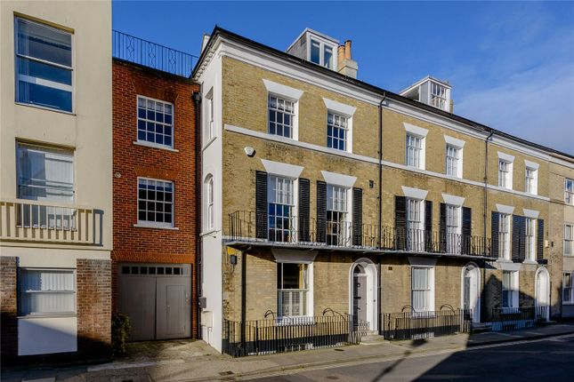 Thumbnail Terraced house for sale in St Johns Street, Chichester, West Sussex