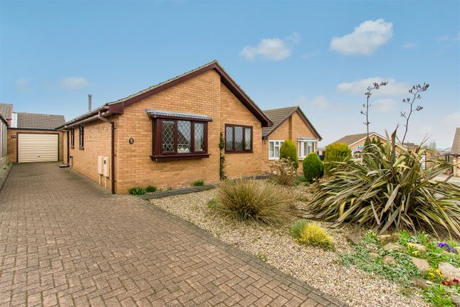 Thumbnail Detached bungalow for sale in Top Pingle Close, Brimington, Chesterfield