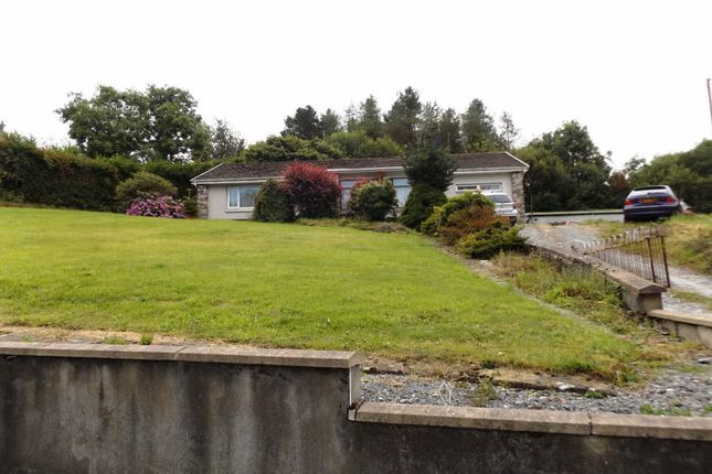 Thumbnail Detached bungalow for sale in Gwendraeth Rd, Tumble, Llanelli, Carms