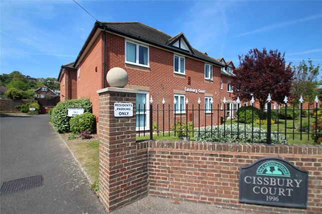 Thumbnail Flat for sale in Cissbury Court, Findon Road, Worthing, West Sussex