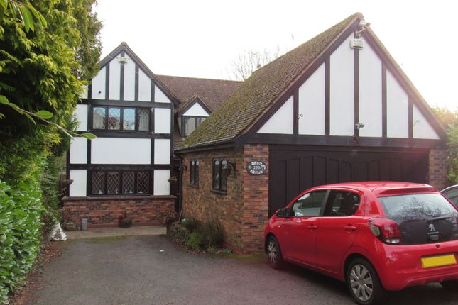 Thumbnail Detached house for sale in Cromwell Lane, Burton Green, Kenilworth