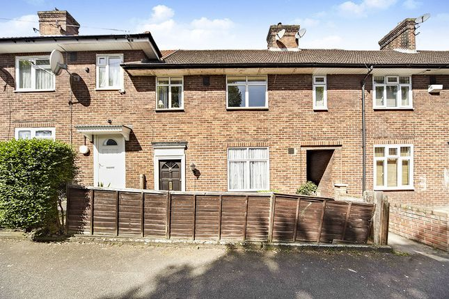 Thumbnail Terraced house for sale in King Alfred Avenue, London