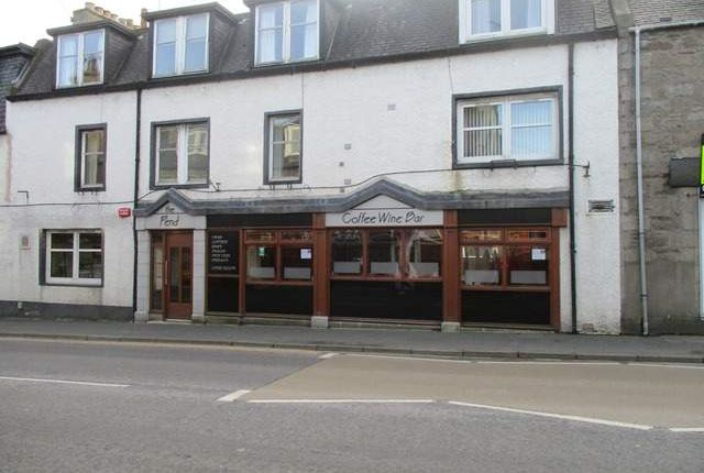 Retail premises for sale in Whisky Brae, Union Street, Ellon