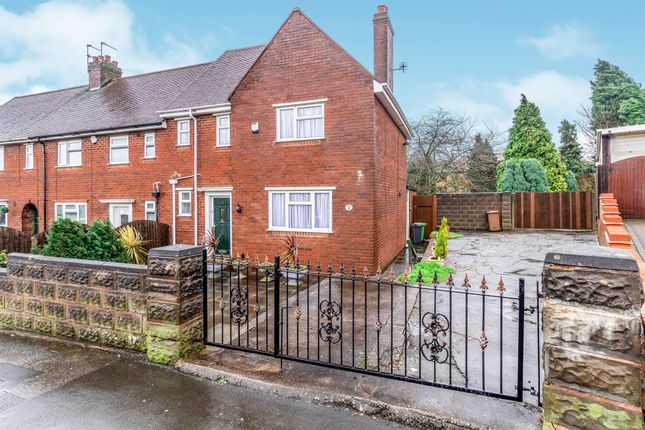 End terrace house in  Wilkinson Road  Wednesbury W Birmingham