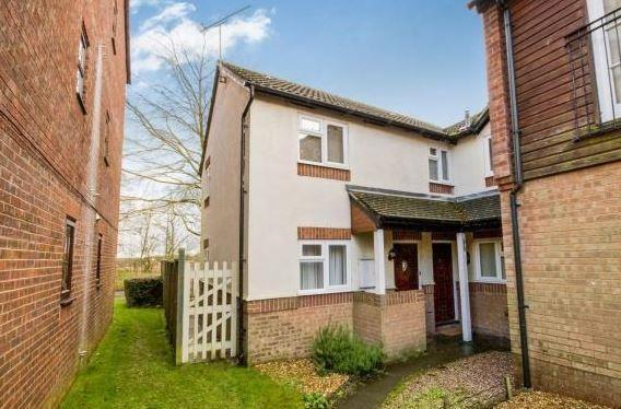 Thumbnail Maisonette to rent in Gander Drive, Basingstoke