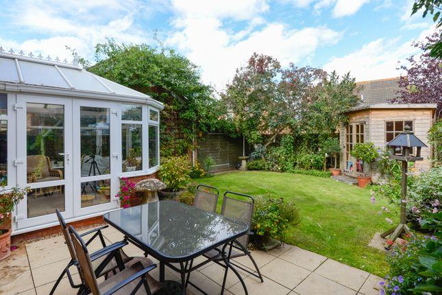 Thumbnail Detached house for sale in Chestnut Lane, Park Farm, Ashford